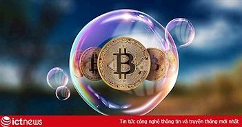 Xem biểu đồ này, bạn có thể thấy bong bóng Bitcoin khủng khiếp cỡ nào
