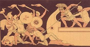"""Bí ẩn """"Đại chiến thế giới lần 0"""" - sự sụp đổ các nền văn minh thời Đồ Đồng"""