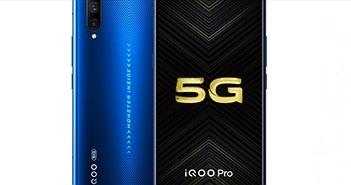 """Ra mắt Vivo iQOO Pro và iQOO Pro 5G với chip Snapdragon 855+ """"trâu"""" nhất"""