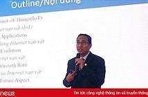 Việt Nam ứng dụng IoT mạnh nhất trong giao thông, dịch vụ công cộng và nông nghiệp