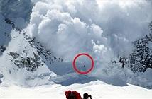 Phép lạ với người đàn ông bị chôn vùi trong vụ lở 1.000 tấn tuyết