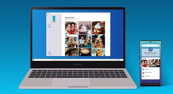 Windows 10 đã mở cửa sổ riêng để chạy smartphone Android
