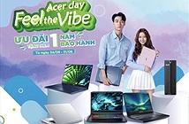 """Acer ưu đãi """"khủng"""" nhân dịp Acer Day, ưu đãi thêm 1 năm bảo hành cho người dùng"""