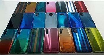 Realme khoe loạt smartphone rất xịn nhưng không bao giờ được ra mắt