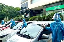 Grab Việt Nam triển khai đội xe phục vụ y tế tại Hà Nội