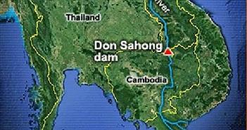 Chính phủ Lào nên ngừng dự án xây đập Don Sahong