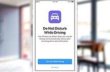 Cách kích hoạt chế độ tránh làm phiền khi đang lái xe trên iPhone