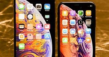 Bạn có sốc khi nhìn mức giá iPhone Xs/Xs Max so với các đối thủ Android?