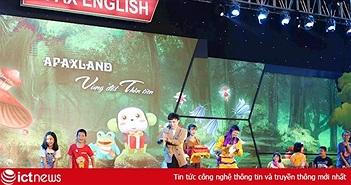 """Apax English tổ chức Trung Thu """"Apax Land - Vùng đất thần tiên"""" cho gần 5000 em nhỏ và phụ huynh"""