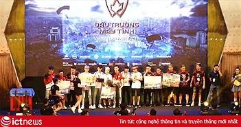 Sky Gaming Daklak lên ngôi vô địch Đấu trường máy tính mùa 4