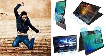 Laptop Acer Spin 3 phiên bản mới lên kệ giá 12.990.000 triệu đồng