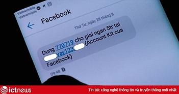 Bị chặn OTP, nhiều người dùng không vào được Facebook, Instagram