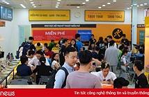 Tam quốc tranh hùng thị trường smartphone Việt Nam