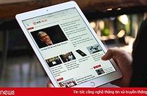 Thị trường tablet tại Việt Nam tiếp tục giảm sút