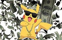 Pokemon đứng đầu danh sách 25 thương hiệu ăn khách nhất