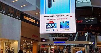 Samsung đã trả đũa Huawei một cách thâm thúy