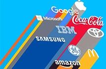 Những thương hiệu công nghệ đắt giá nhất hành tinh