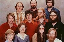 Nhìn lại những người trong bức ảnh 11 thành viên của Microsoft năm 1978 xưa và nay