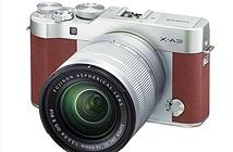 Fujifilm sắp ra mắt máy ảnh mirrorless X-A10