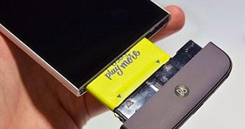 LG ngậm ngùi từ bỏ thiết kế module cho điện thoại
