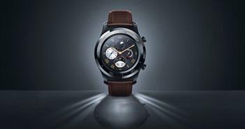 Huawei Watch 2 Pro ra mắt tại Trung Quốc: hỗ trợ eSIM, chạy Android Wear 2.0