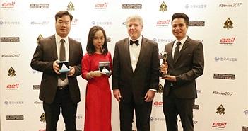 3 tháng đạt 1 triệu khách hàng, Viettel Tanzania được vinh danh tại Stevie Awards 2017