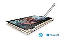 HP Pavilion x360: Làm được nhiều hơn với Windows Ink
