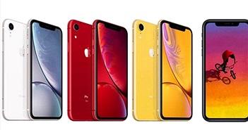 """iPhone XR màu đỏ bất ngờ tạo """"cơn sốt"""" trong người dùng"""