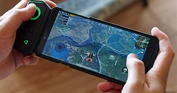 Xiaomi ra mắt Black Shark Helo: smartphone đầu tiên có 10GB RAM, giá 460 USD