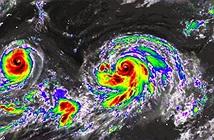 Tin mới nhất về song bão châu Á: 2 cơn bão đánh vào duy nhất quốc gia nào?