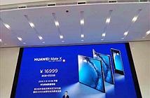 Huawei Mate X lên kệ giá 2.400 USD nhưng không có Google Play