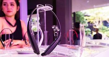 LG Tone 2019 ra mắt tại Việt Nam: âm thanh chuẩn Harman Kardon và JBL, pin bền bỉ