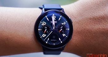 Trên tay Galaxy Watch Active 2 bản nhôm và thép 44mm tại Việt Nam