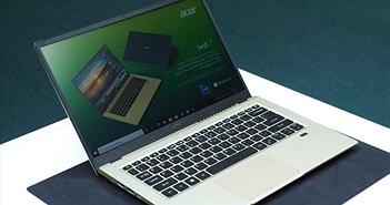 Laptop chơi game pin 18 tiếng, RAM 16GB, SSD 1TB, sạc nhanh, giá 20 triệu