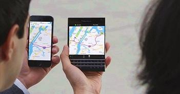 BlackBerry lại tung video 'ca ngợi' màn hình vuông của Passport