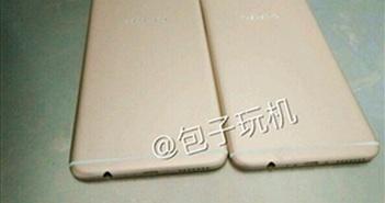 Rò rỉ smartphone giống iPhone 6 Plus của Oppo