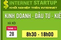 Sắp diễn ra Ngày hội khởi nghiệp trên Internet tại Hà Nội và TP.HCM