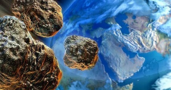 Thiết bị siêu nhỏ tìm vàng trên thiên thạch