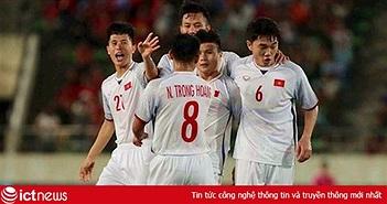 Trực tiếp bóng đá Việt Nam vs Campuchia 19h30 hôm nay 24/11 trên VTV6, VTC3