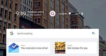 Google đang hợp tác với Huawei để thử nghiệm Fuchsia OS