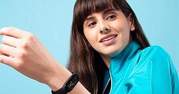 Xiaomi ra mắt vòng đeo tay thông minh giá dưới 20 USD