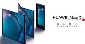 Chi phí sửa màn hình Huawei Mate X bằng mua chiếc iPhone 11 Pro
