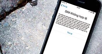 iPhone Lock: Có còn là món hàng hời ?
