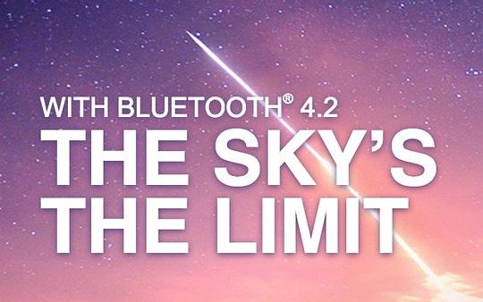 Công bố Bluetooth 4.2, tốc độ tăng 2,5 lần, hỗ trợ Internet