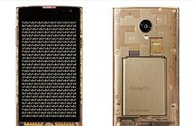 Smartphone LG chạy Firefox OS với thiết kế vỏ trong suốt