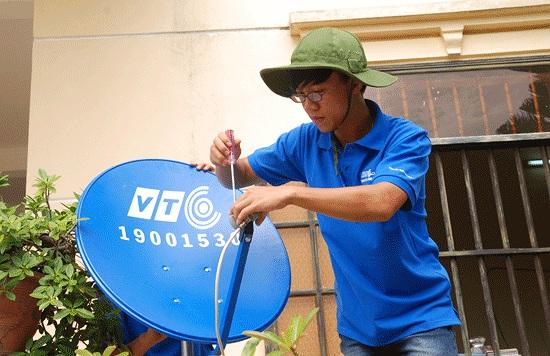 VTC năm thứ 2 có lãi từ dịch vụ truyền hình vệ tinh