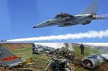Báo bay JH-7: Niềm kiêu hãnh của TQ đâm đầu xuống đất