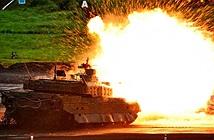 Uy lực xe tăng hiện đại nhất Nhật Bản