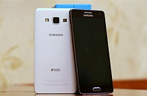 Galaxy A5 - smartphone vỏ kim loại, mỏng nhất của Samsung
