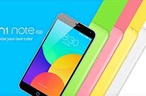Phablet dáng giống iPhone 5C giá 3,5 triệu đồng